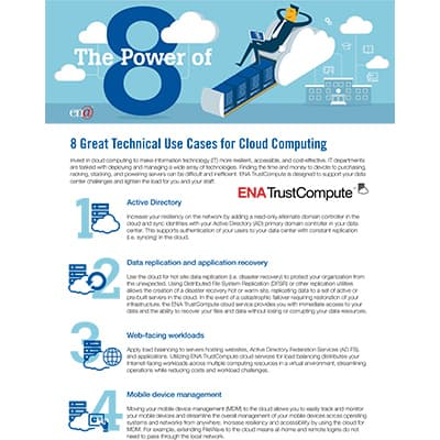 Power Of 8 Ena Trustcompute