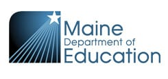 State of Maine Department of Education Logo