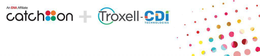 Catchon & Troxel Logos