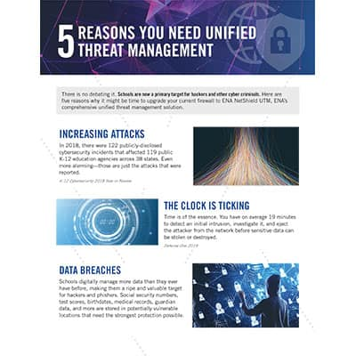 Why you need unified threat management whitepaper thumbnail