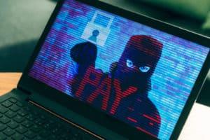 Villainous hacker email!