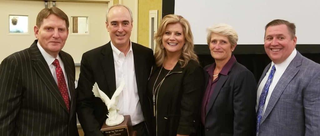 David Pierce George Kip Reel Award Group Photo