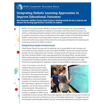 Integrating Holistic Learning Mcminn Thumbnail