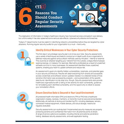 6 Reasons You Should Conduct Regular Security Assessments