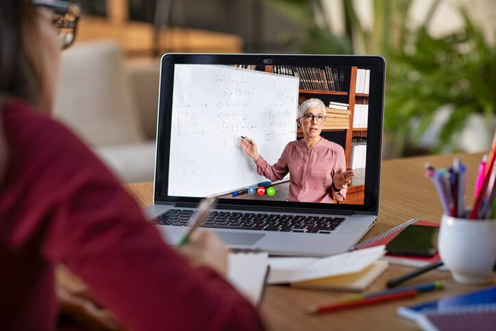 Student and Teacher Distance Learning