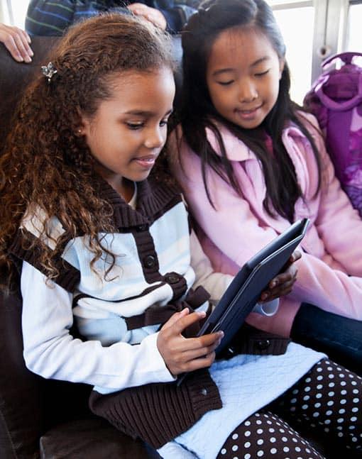 Wi-Fi on School Bus